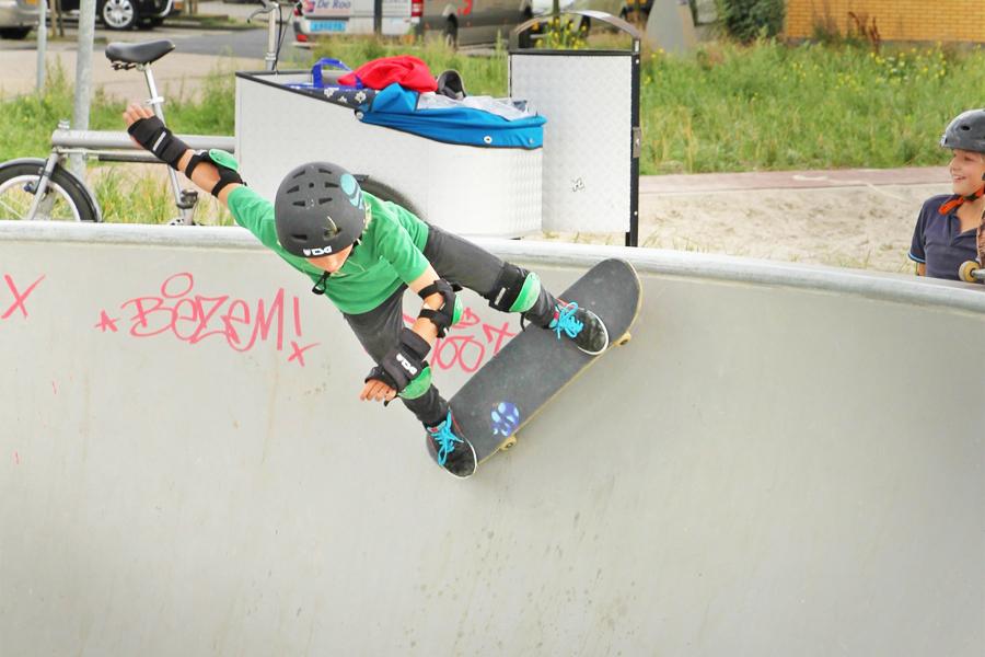 priveles skateboarden