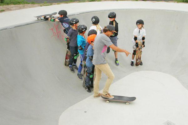 skateboardles