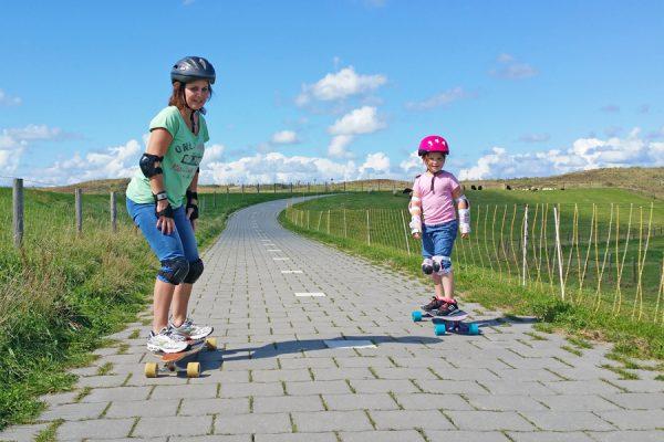 skateschool longboarden priveles