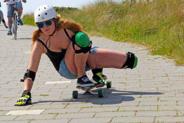skateschool longboarden workshop