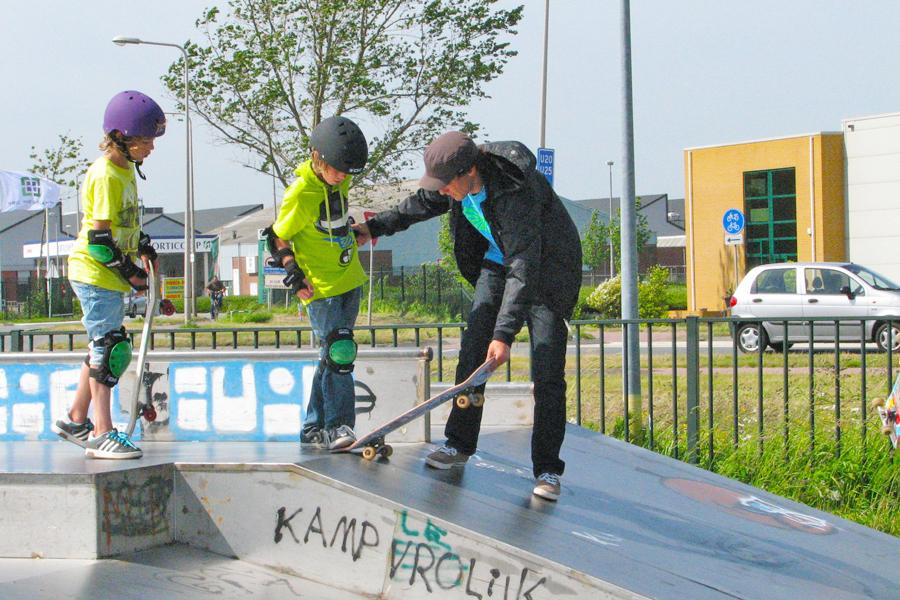 Skateles voor kinderen