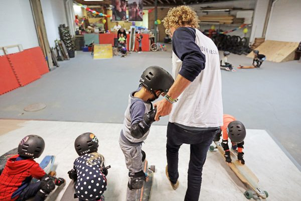 Binnen Skaten